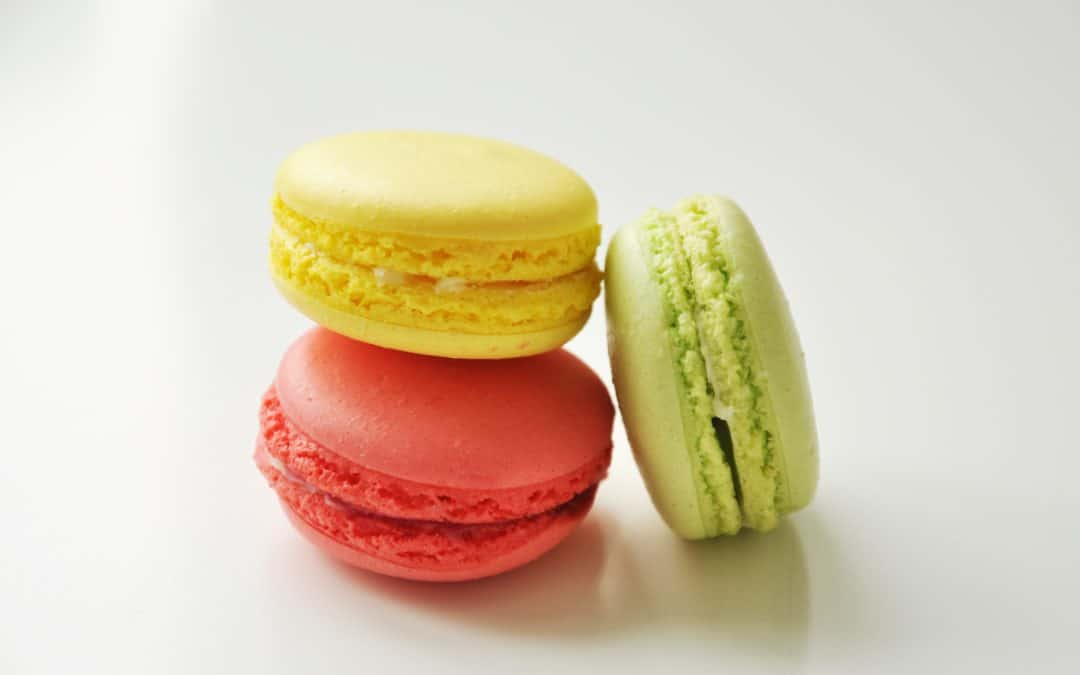 The Tale of 3 Macarons