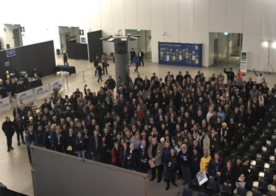 CEO Sleepout group photo